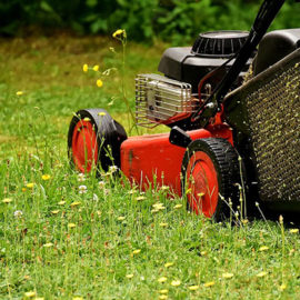 Grass Cutting - Harveys Grounds Maintenance Cannock, Staffordshire